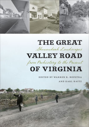 Cover of The Great Valley Road of Virginia